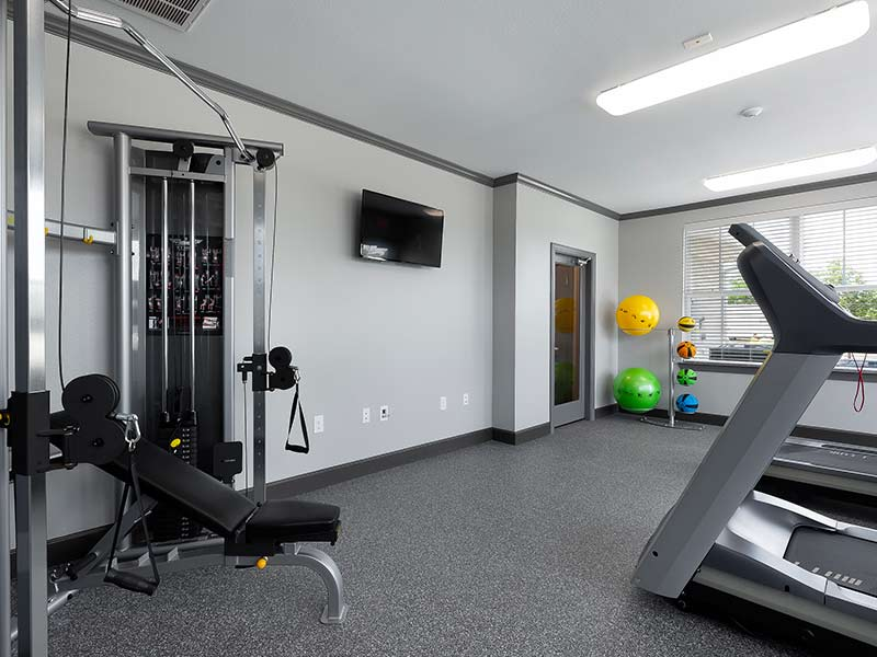 Buffalo Trail Fitness Center